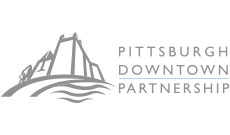 Pittsburg downtown partnership logo